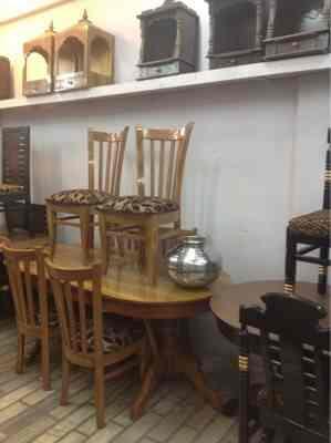 Inside View Of Furniture Shop   Sind Furniture House Photos, Hathi Bhata,  ...