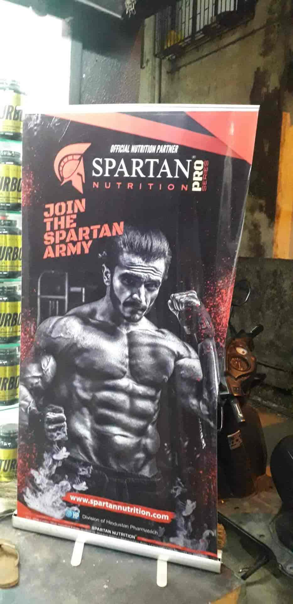 Spartan Nutrition, Alibaug HO - Protein Supplement Dealers