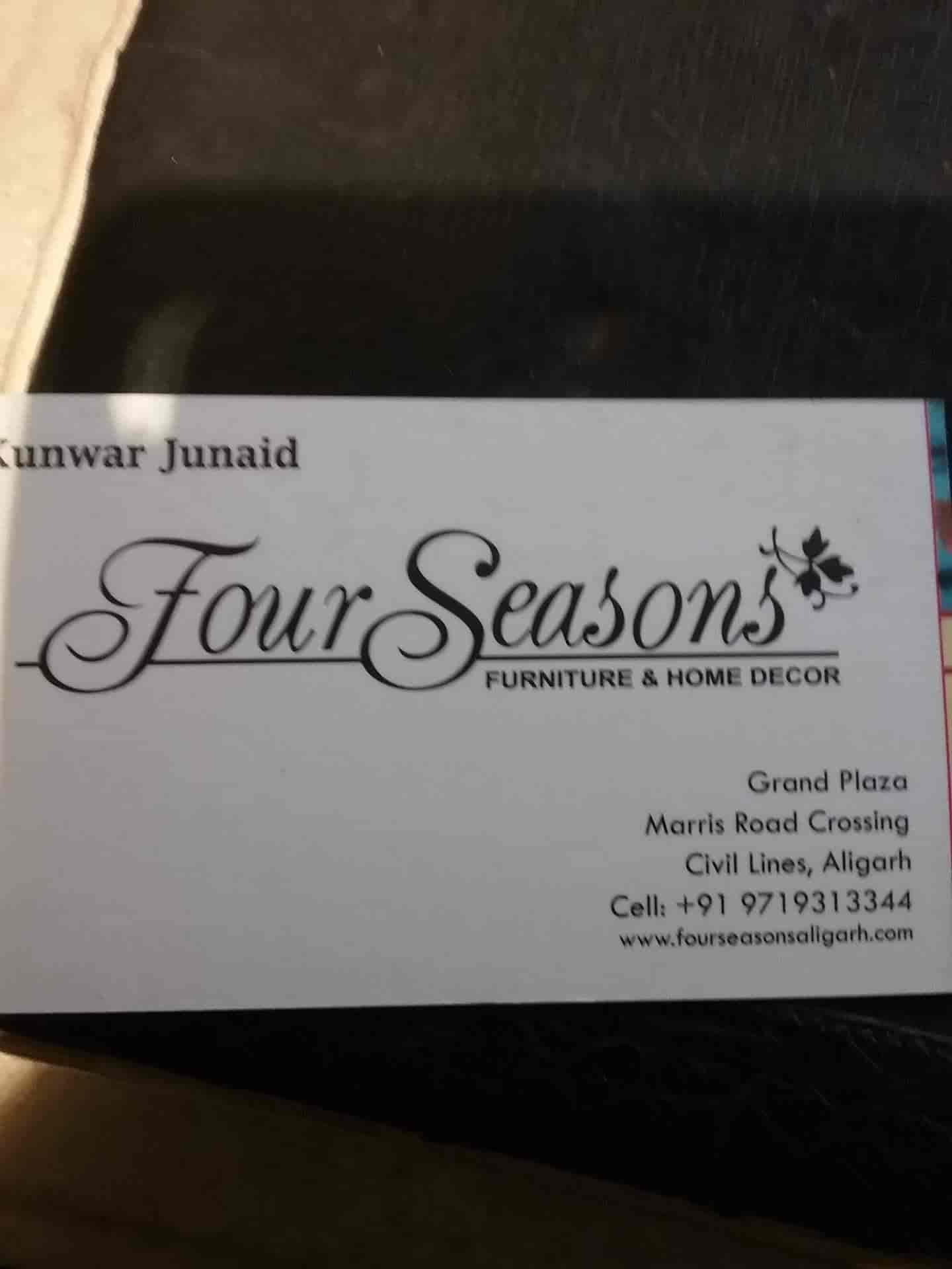 Four Seasons Furniture Home Decor Interior Designers In Aligarh Justdial