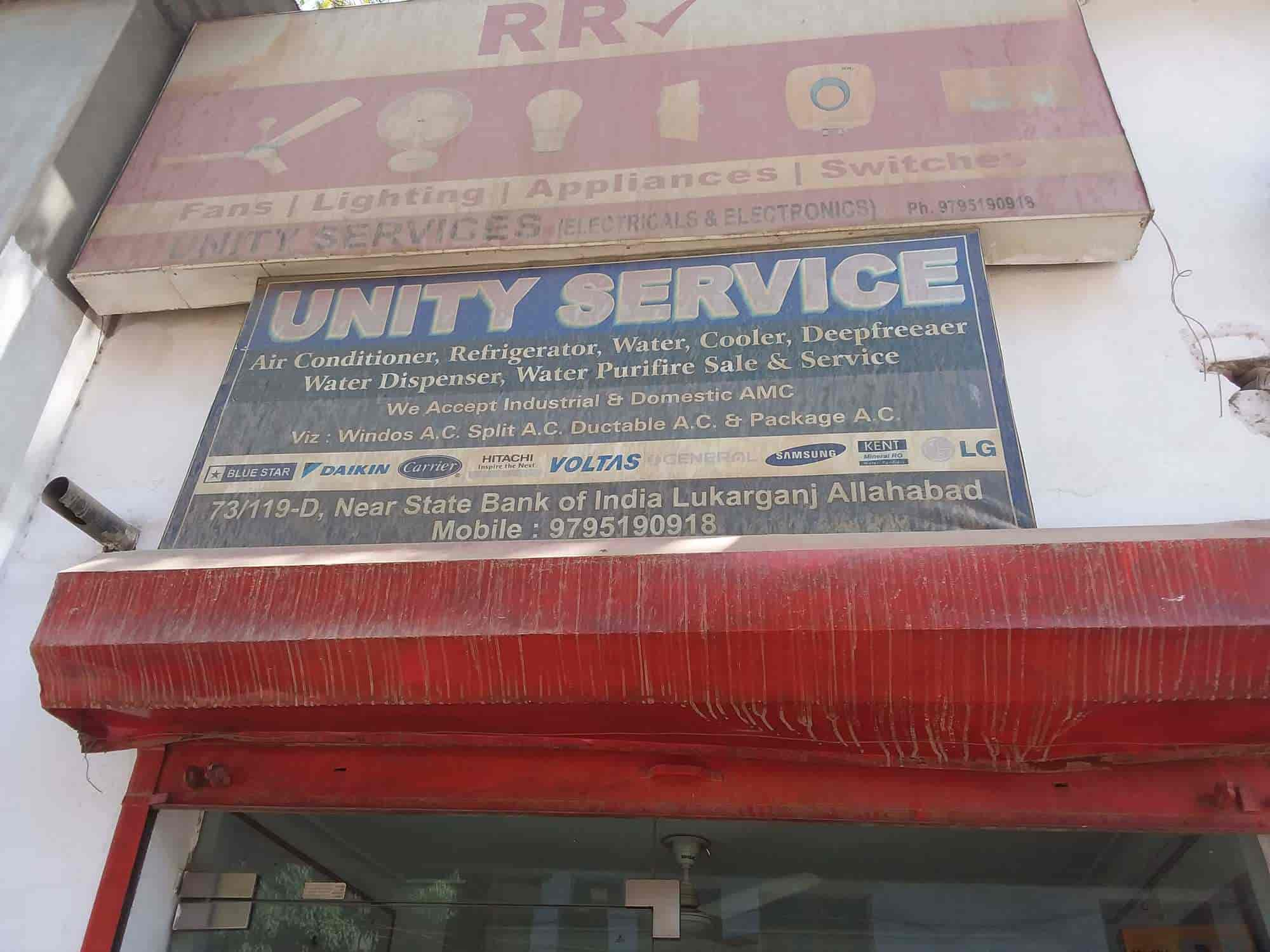 Unity Services, Lukarganj - AC Repair & Services in Allahabad - Justdial