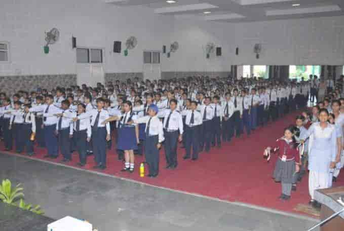 S A Jain Senior Model School Photos, Ambala City, Ambala