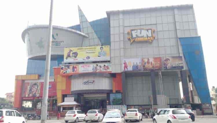 Fun Cinemas Galaxy Mall Ambala City Ambala Multiplex Cinema