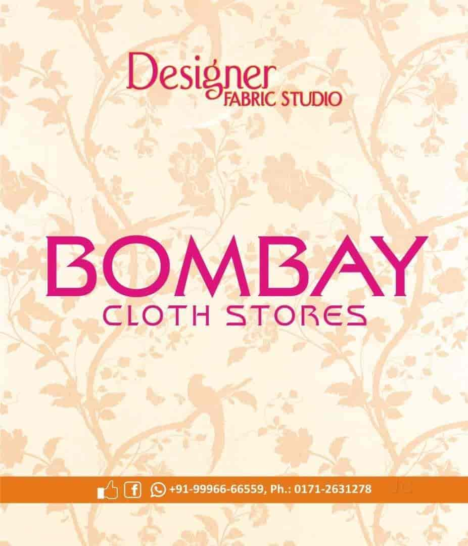 Bombay Cloth Stores, Ambala Cantt - Dress Material Retailers