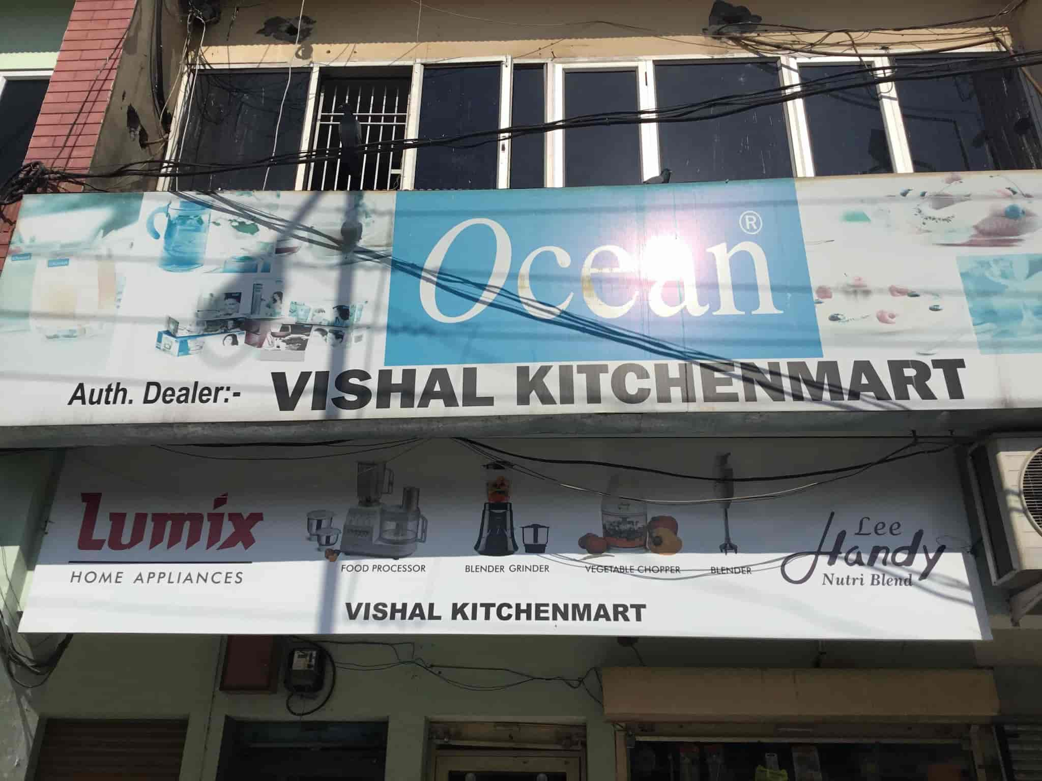 Vishal Kitchen Mart, Ambala City - Crockery Dealers in Ambala - Justdial