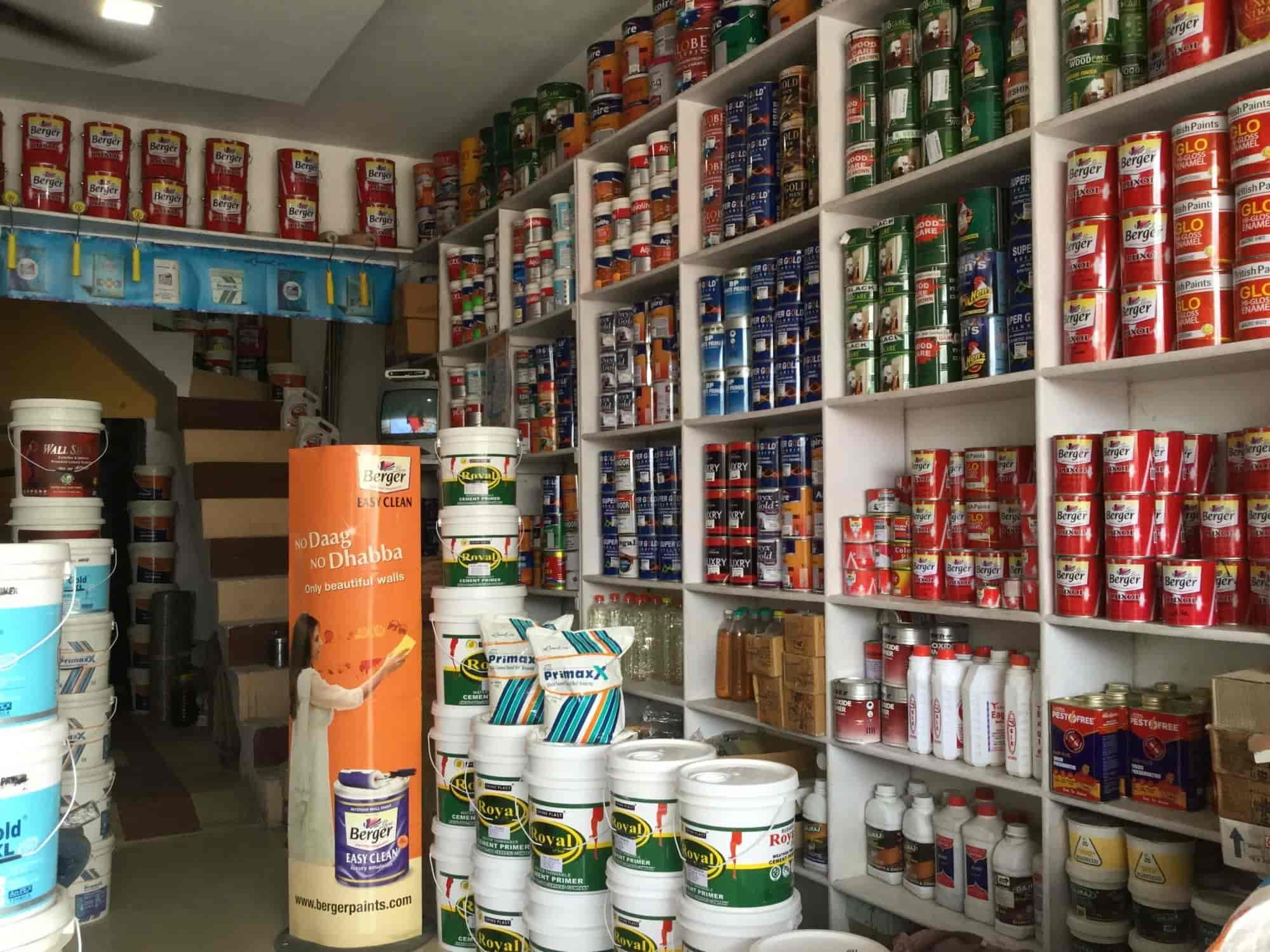 Modern Paints Hardware Store Photos, Ambala City, Ambala- Pictures