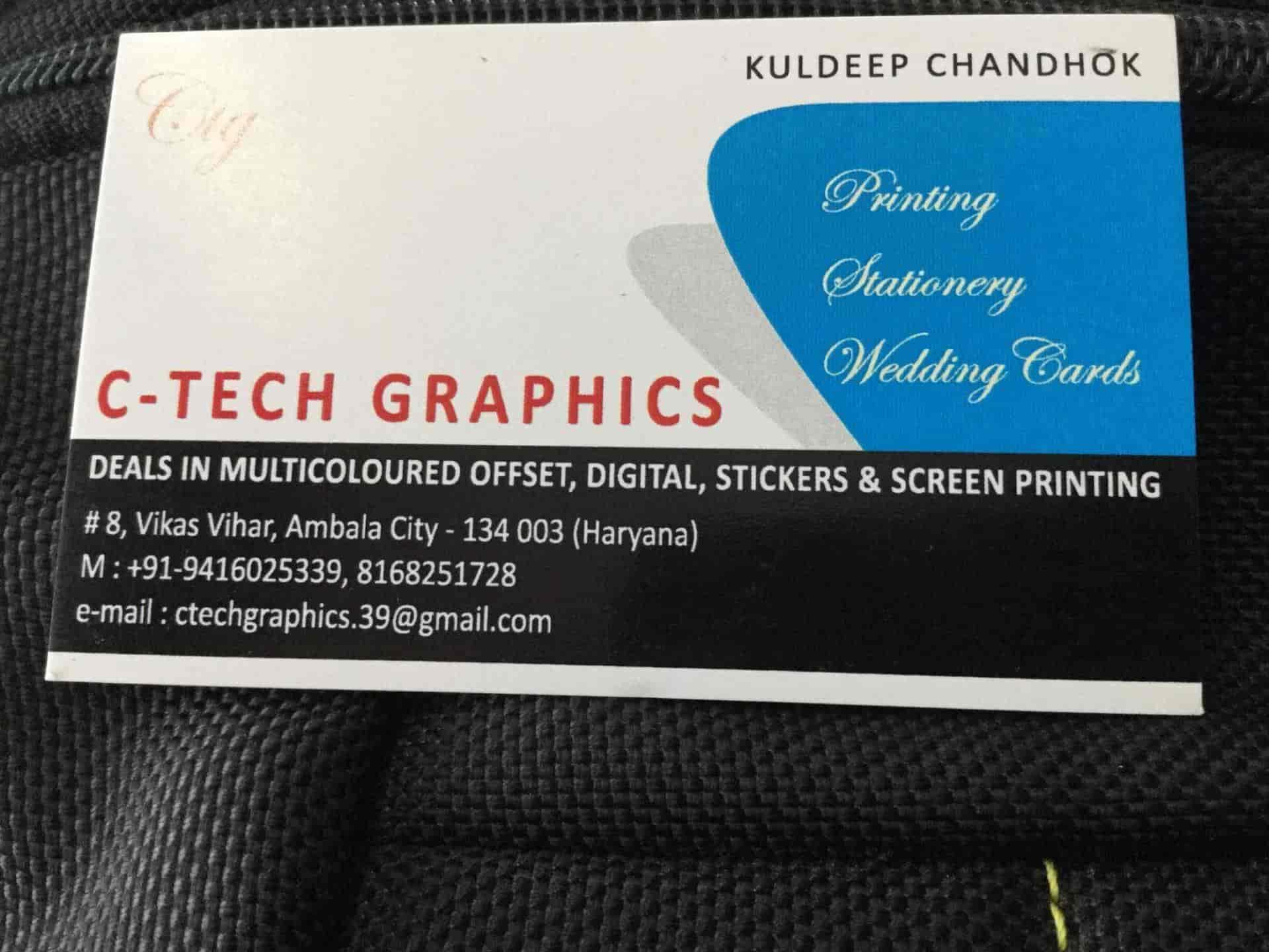 C Tech Graphics Photos Ambala City Ambala Pictures Images