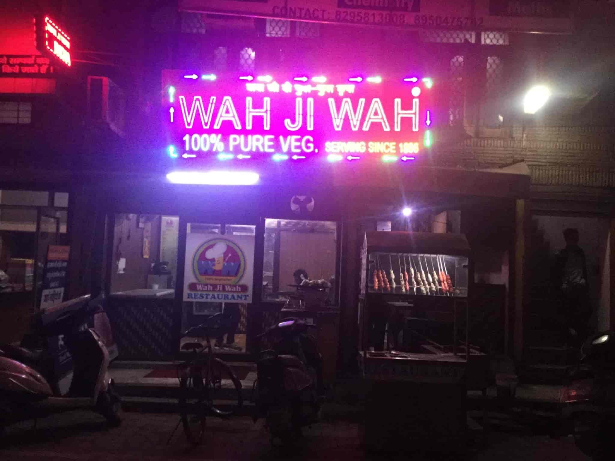 Wah Ji Wah Restaurant & Party Hall, Ambala Cantt, Ambala
