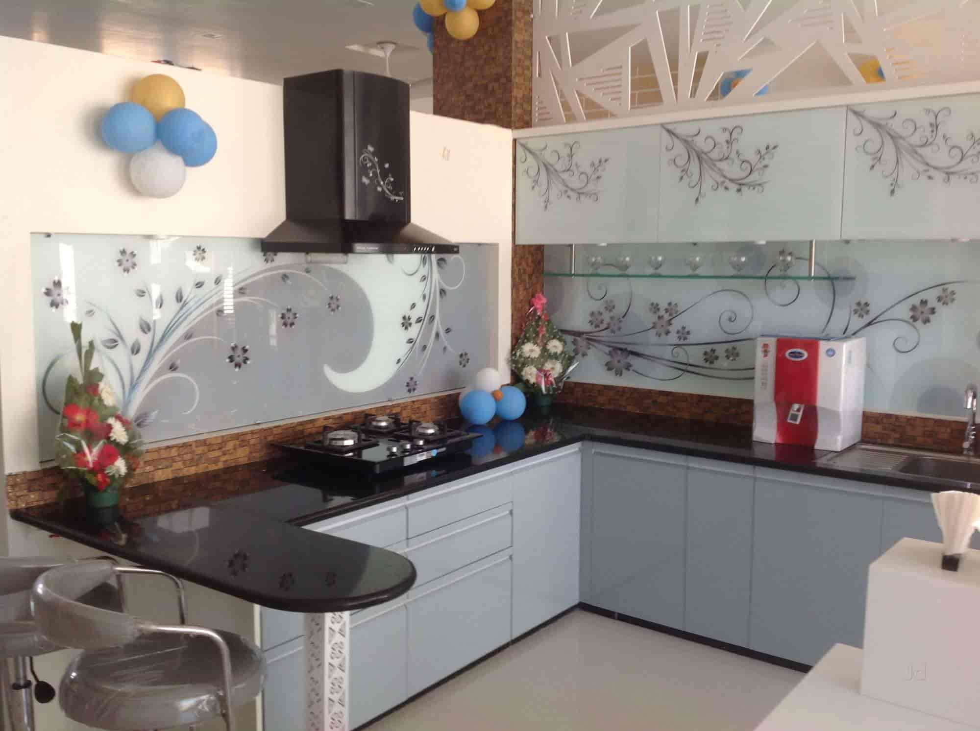 ... Inside View Of Interior Decorators   Kitchen Concepts Photos, Rukhmini  Nagar, Amravati   Modular ...