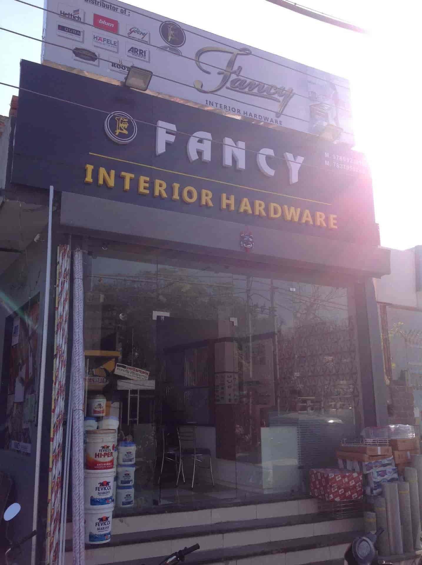 Fancy Interior Hardware, Basant Avenue - Hardware Dealers in