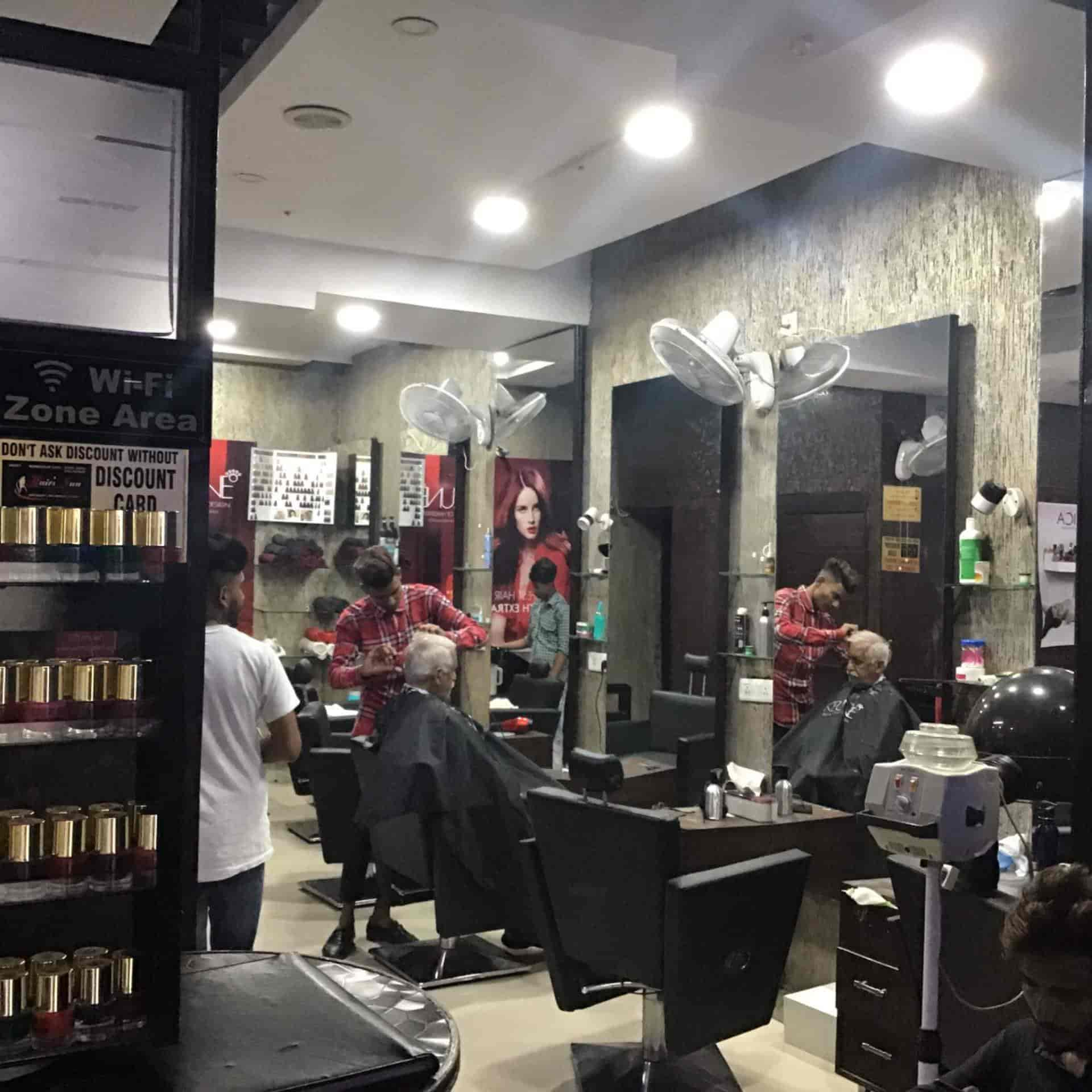 Hairs Inn Designer Salon, Ranjeet Avenue Block D - Salons in ...