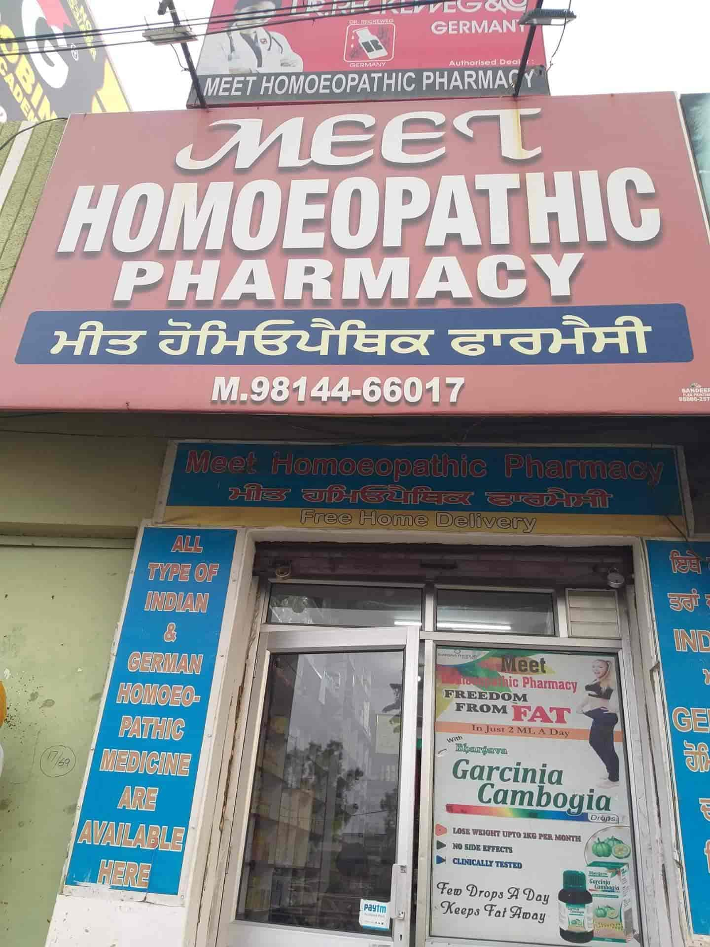 Meet Homeopathic Pharmacy - Homeopathic Doctors - Book Appointment
