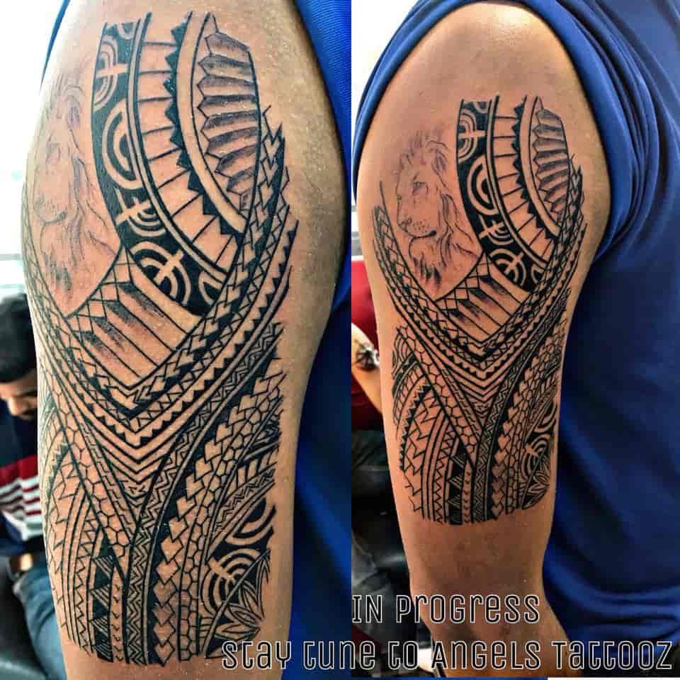 Angels Tattoos Kamalanagar Tattoo Artists In Anantapur