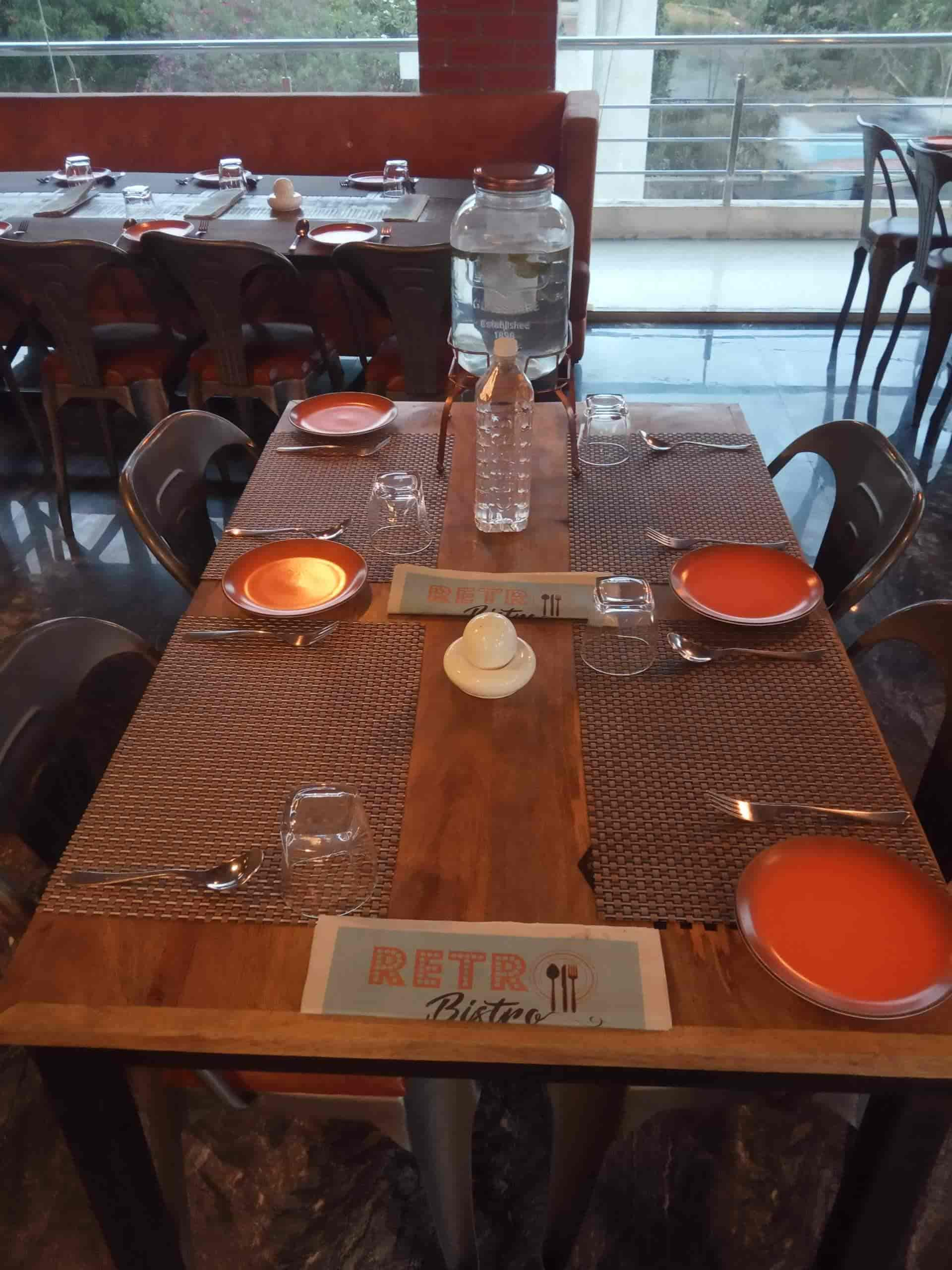 Retro Bistro The Fine Multi Cuisine, Valia Char Rasta, Ankleshwar ...
