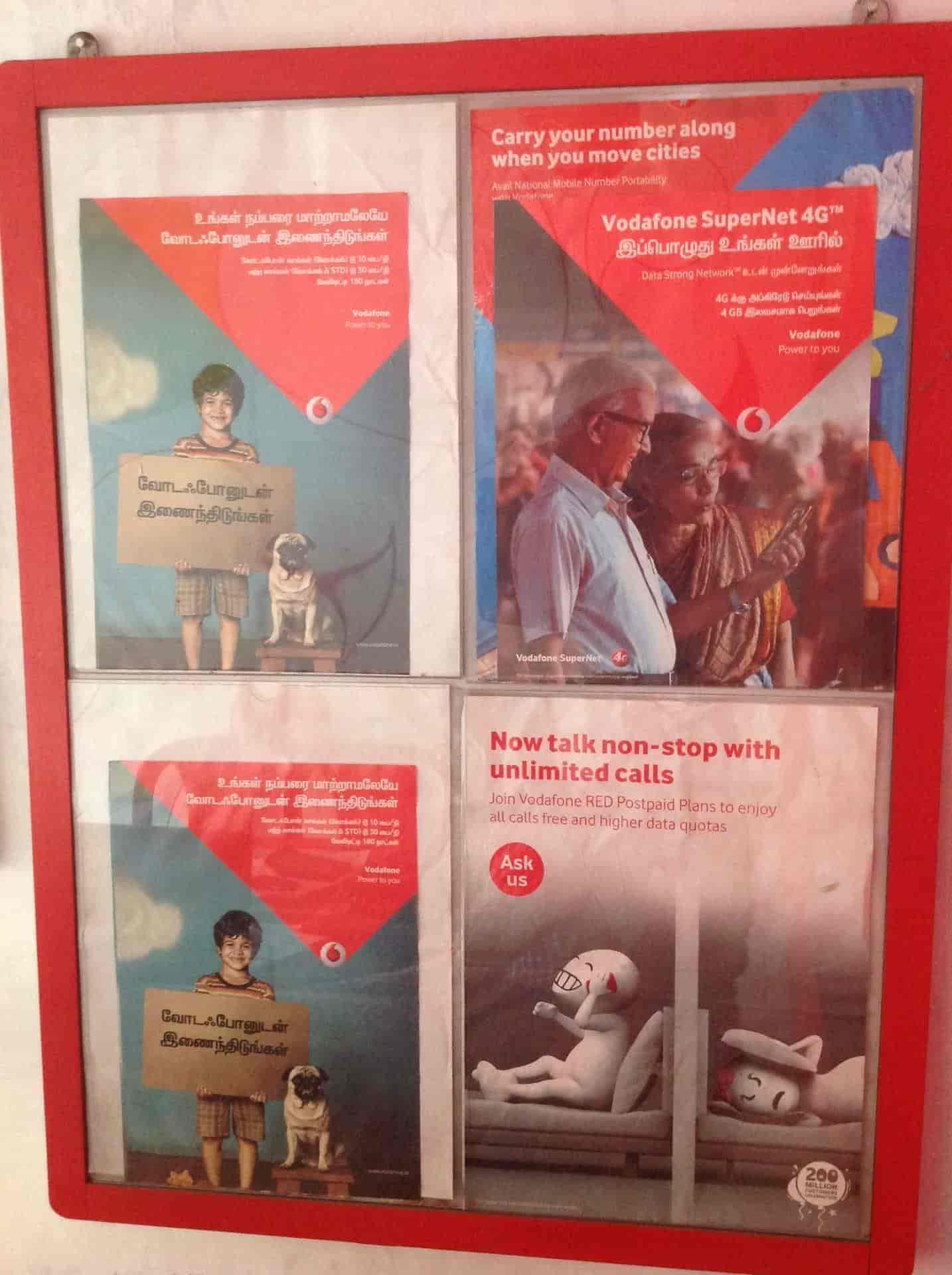 Vodafone Open Book Song