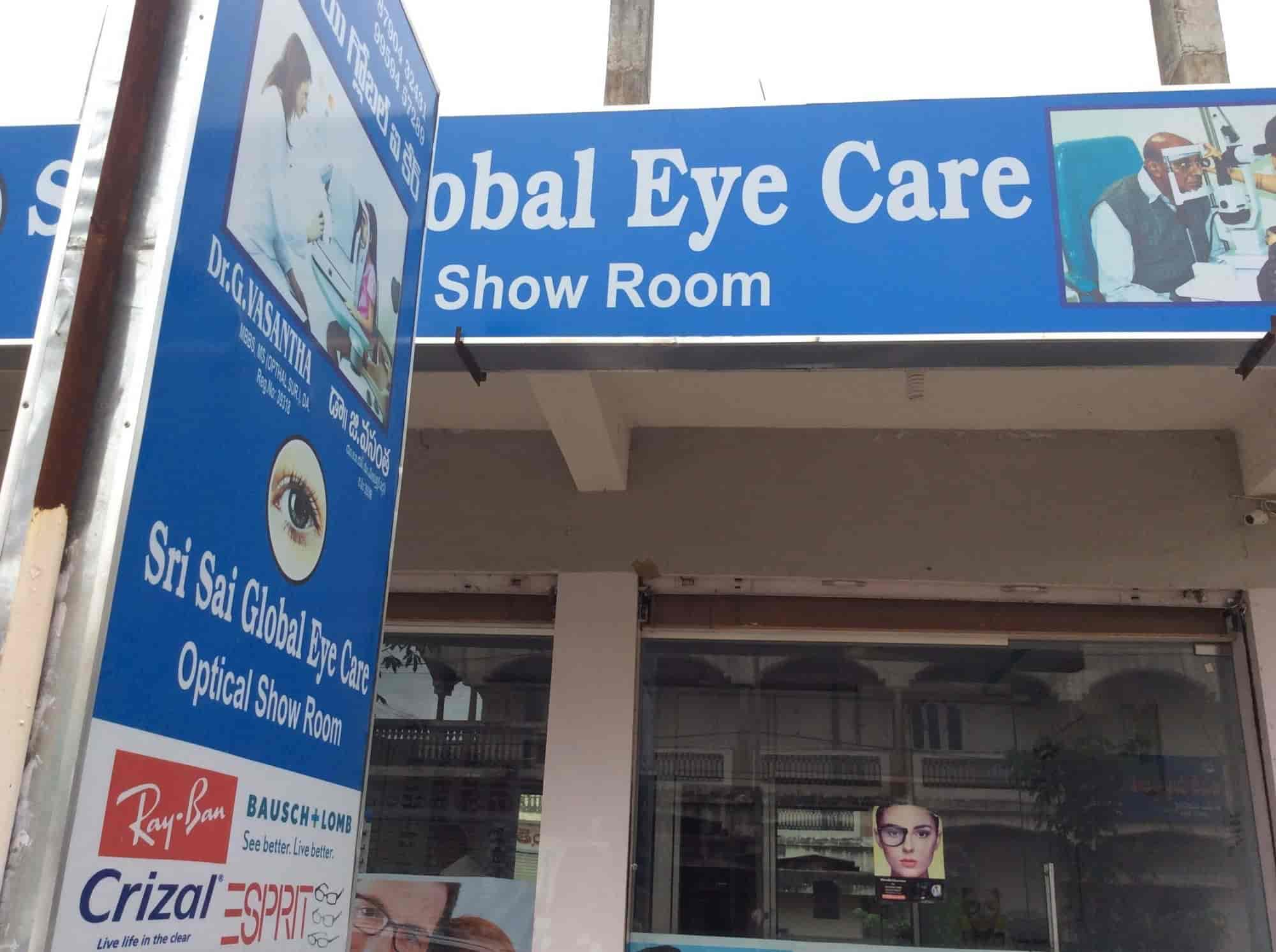 Sri Sai Global Eye Care Hospital, Opposite Rishitha Hospital - Eye