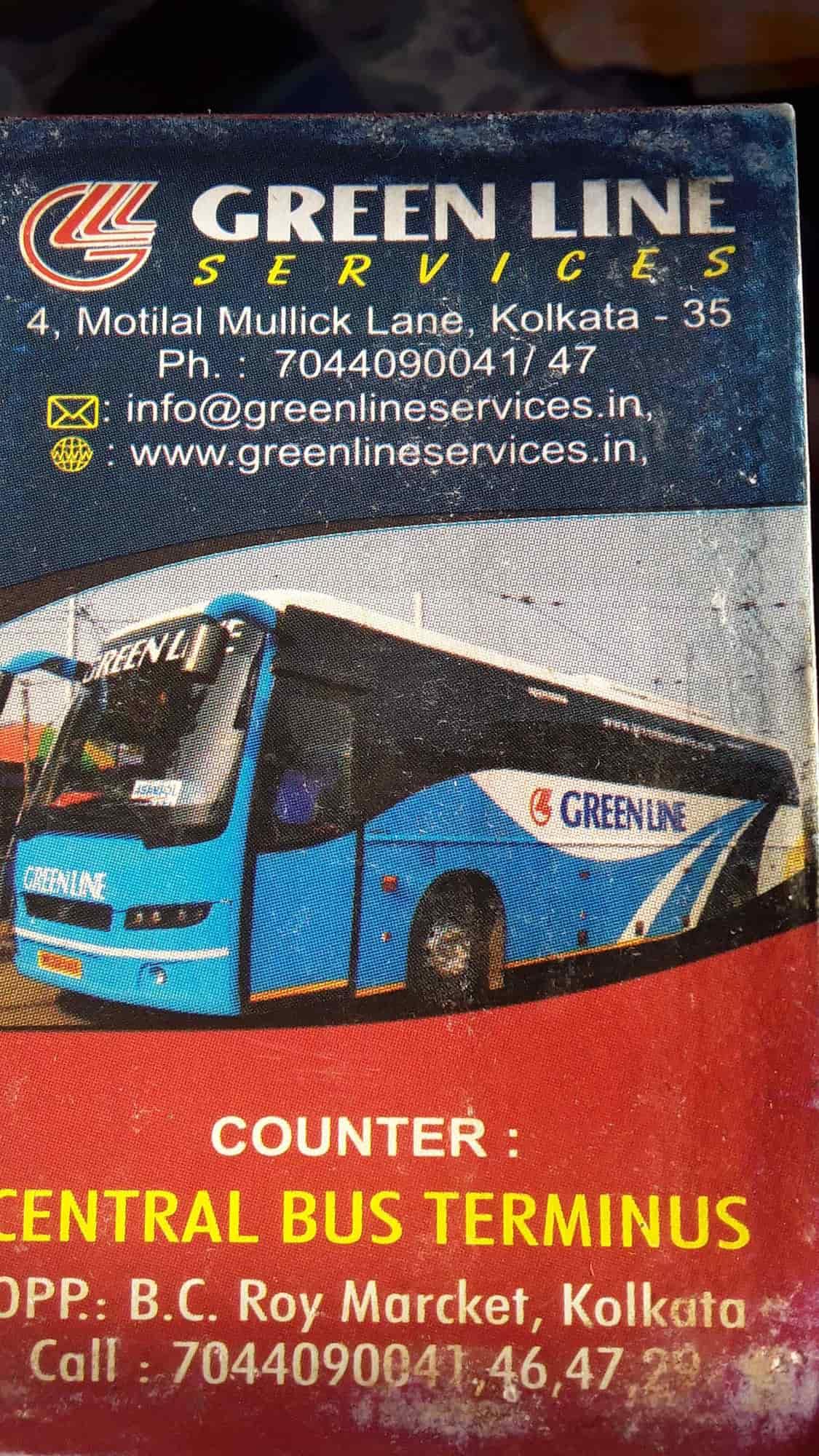 Green Line Photos Asansol Bus Services