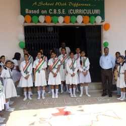 Gyandeep Public School, Behind Mrignainy Hotel - Schools in