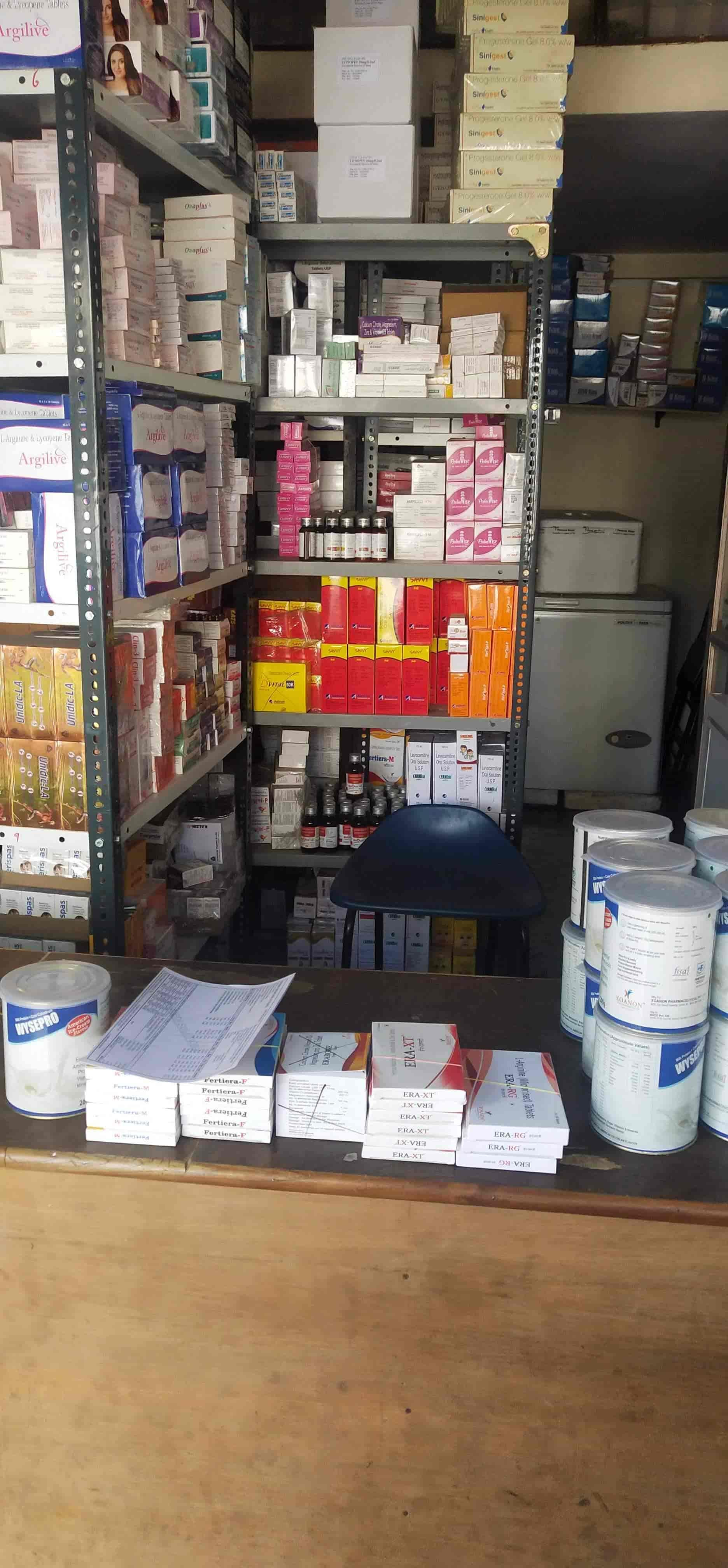 Nidhi Medi Solutions Reviews, CIDCO N 5, Aurangabad-Maharashtra - 2