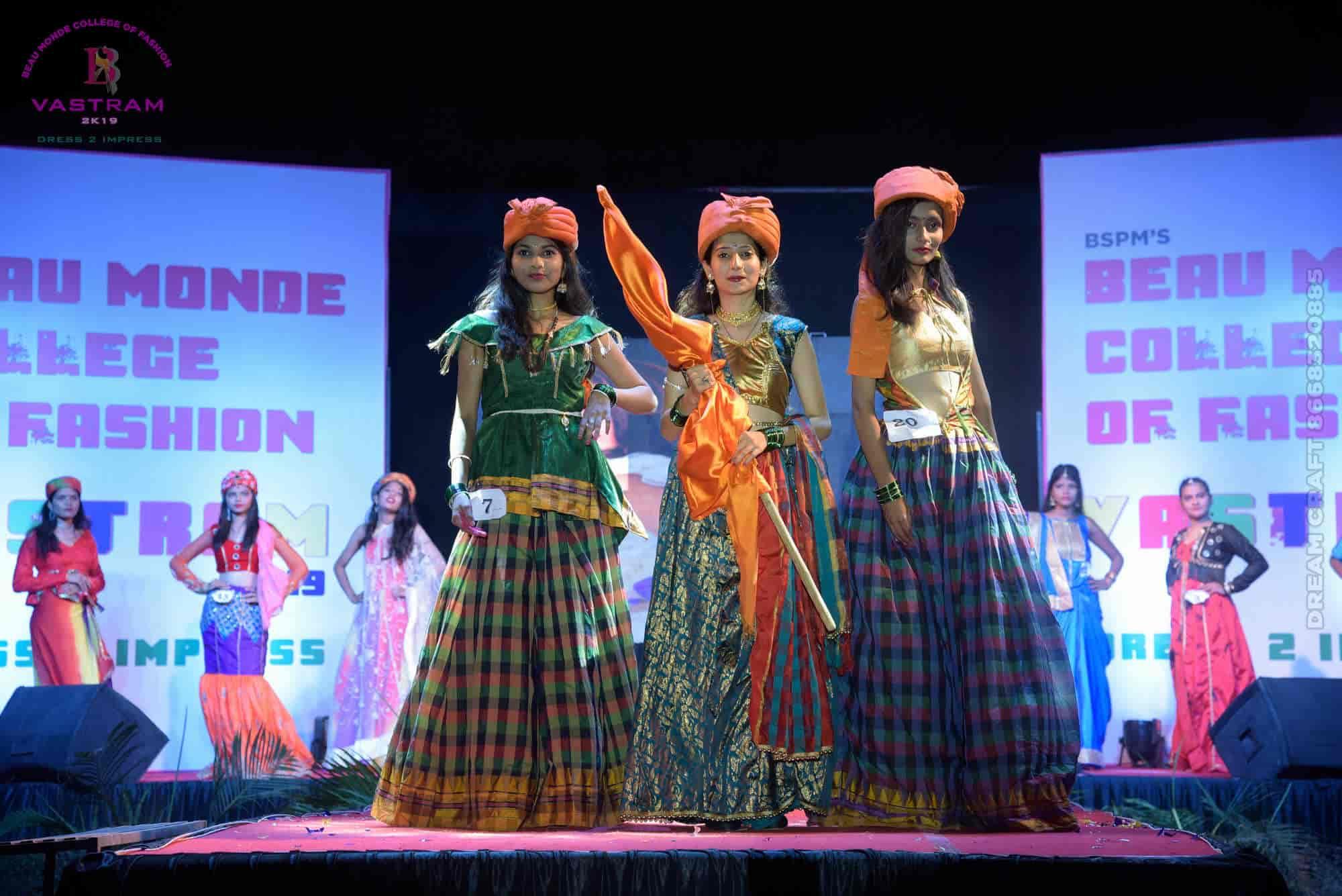Beau Monde College Of Fashion Cidco N 6 Computer Training Institutes In Aurangabad Maharashtra Aurangabad Maharashtra Justdial