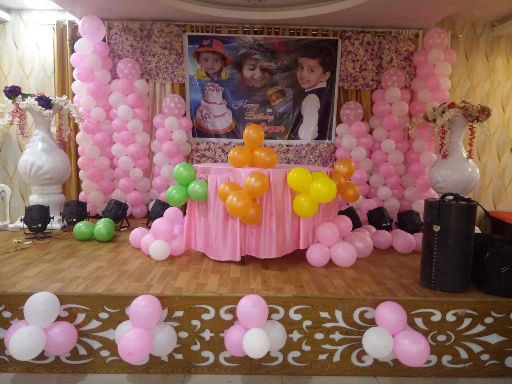 Chaitali Ballon Decoration Photos Garkheda Mumbai Pictures