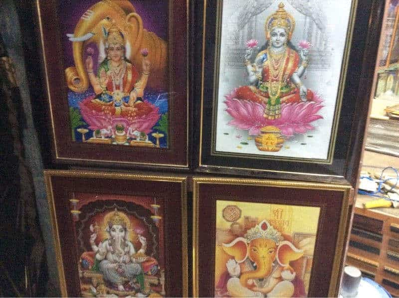 Shri ganesh photo frame makers