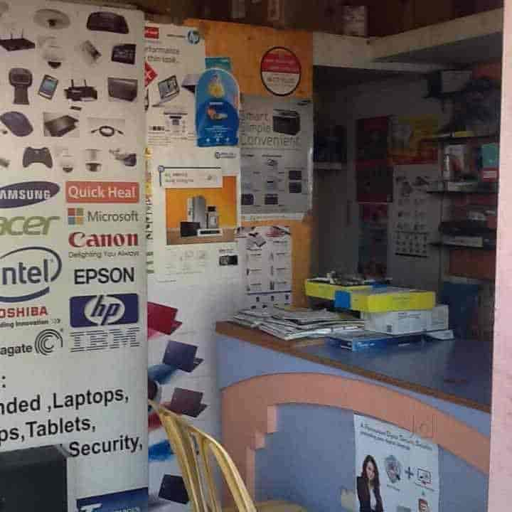 Delux Computers And Info Solutions, Viddyagiri - Computer Dealers in