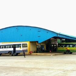 Bagalkot Old Ksrtc Bus Stand - St Bus Depot in Bagalkot