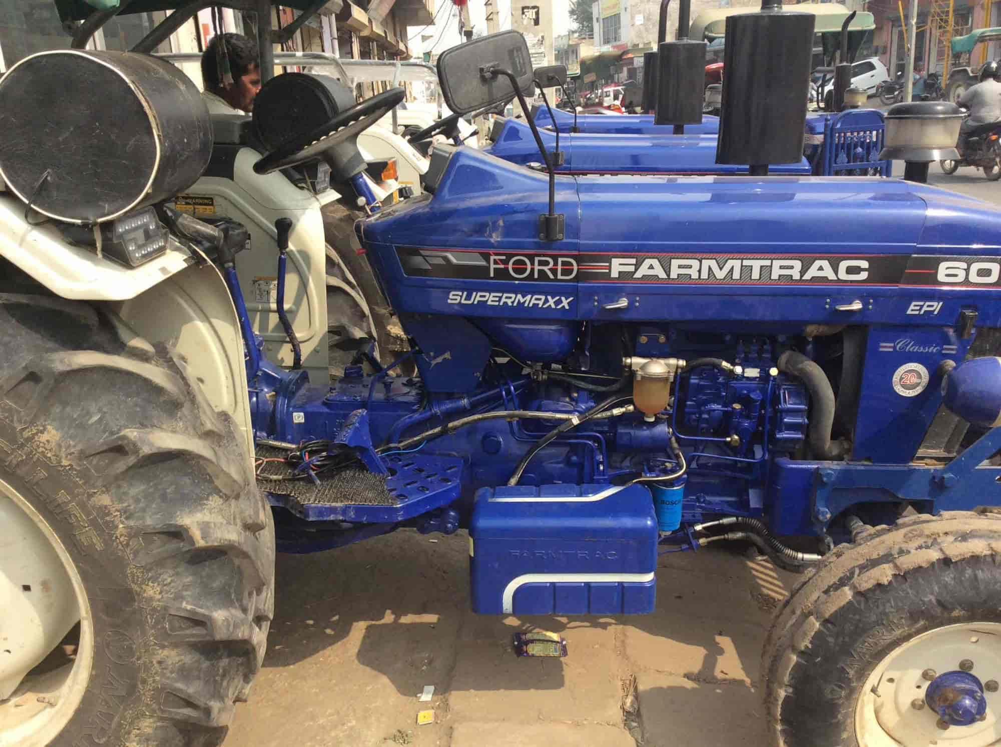 Chahar Tractors Photos, Bahadurgarh HO, Bahadurgarh-Haryana