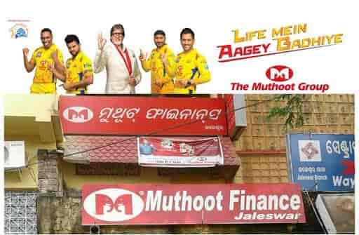 Muthoot Finance Ltd Jaleswar Loan Against Gold In Balasore Justdial