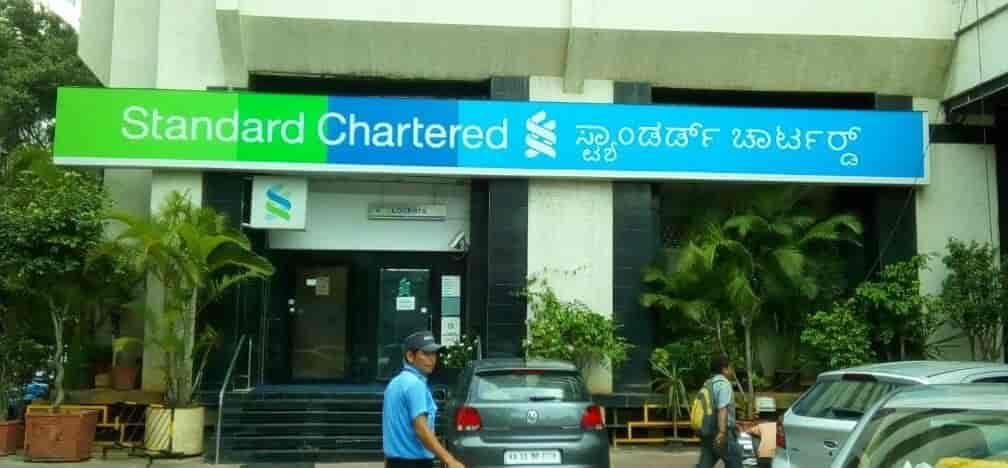 Standard Chartered Bank Bangalore