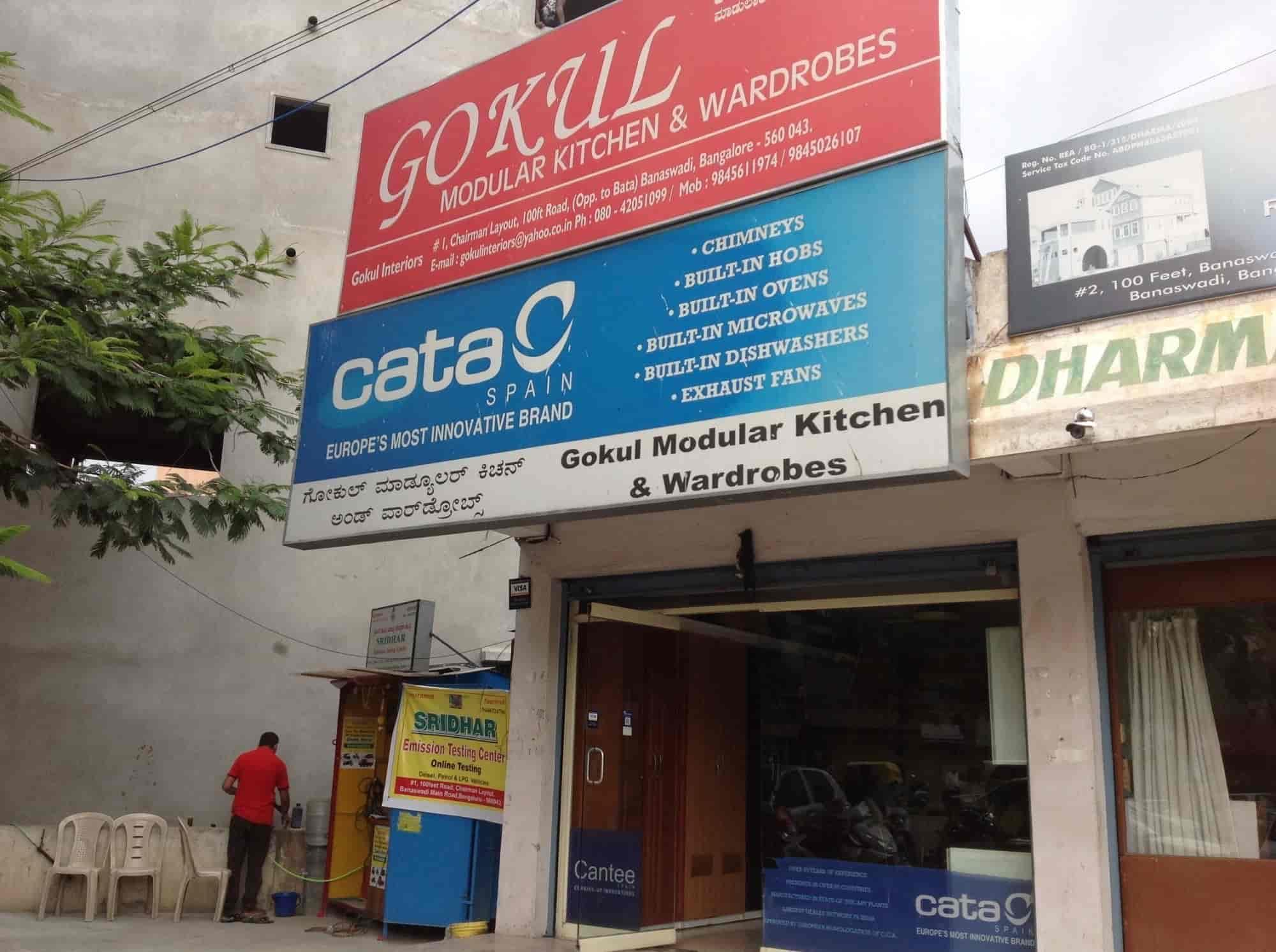 Gokul Modular Kitchen, Banaswadi - Modular Kitchen Dealers in ...