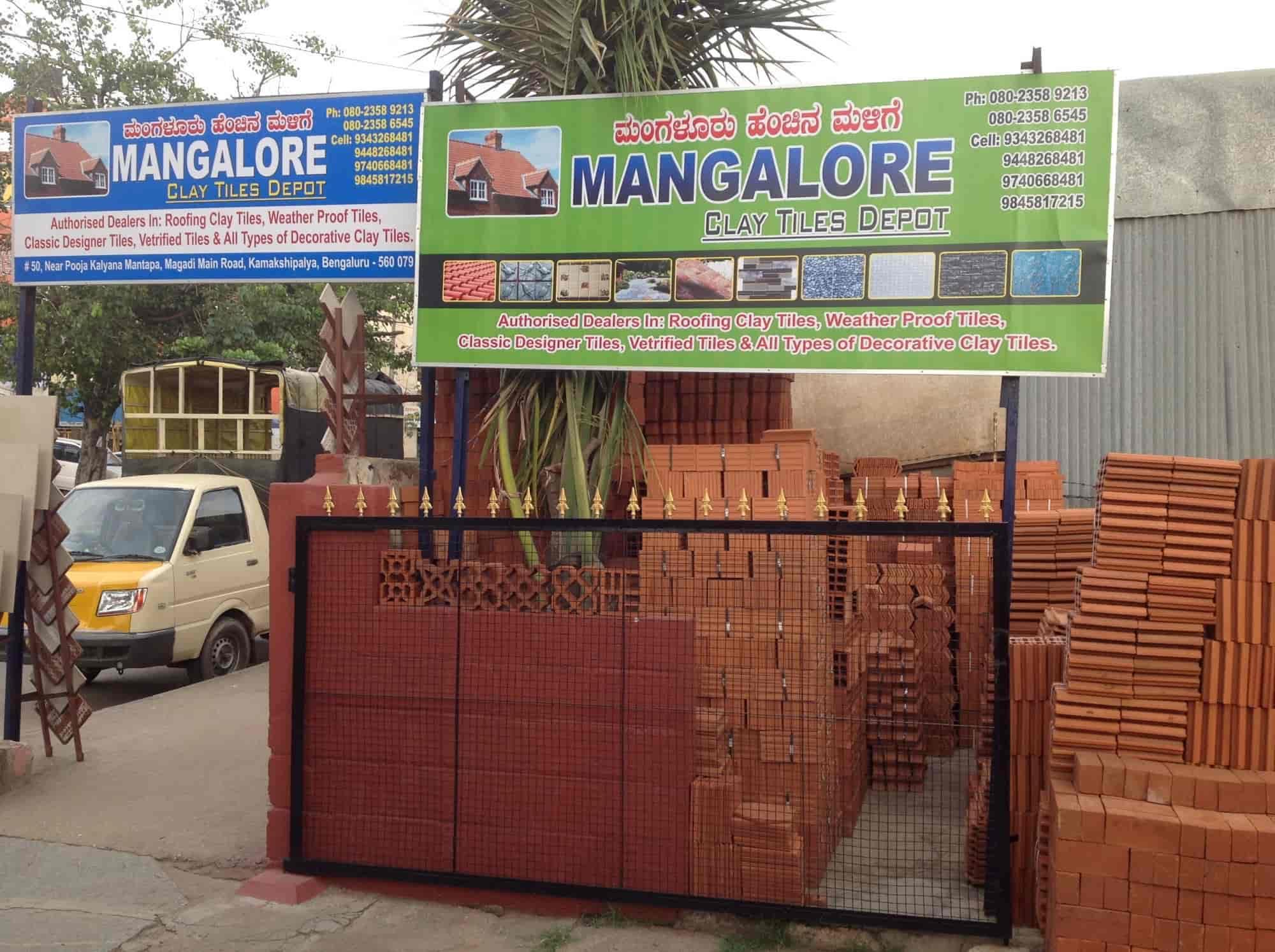 Mangalore Clay Tiles Depot, Kamakshipalya - Tile Dealers in ...