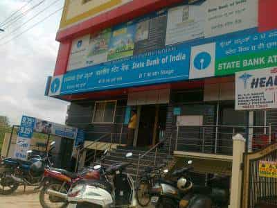 State Bank Of India Photos, Btm Layout, Bangalore- Pictures