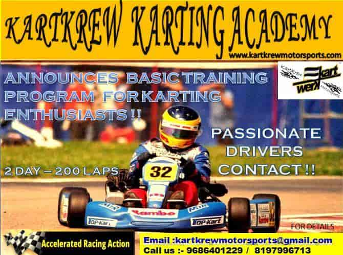 Grips Gokarting, Mysore Road - Go Karting Clubs in Bangalore - Justdial