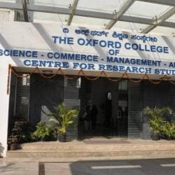 Oxford College Of Business Management Hsr Layout Colleges In Bangalore Justdial