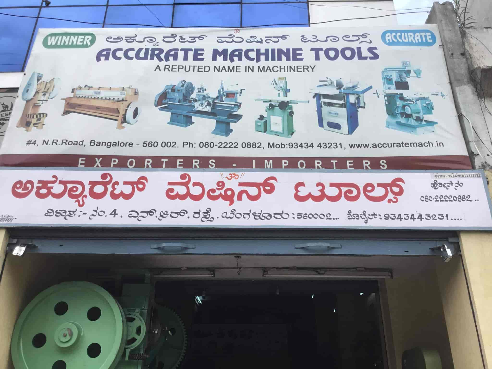 Accurate Machine Tools Nr Road Welding Machine Dealers In