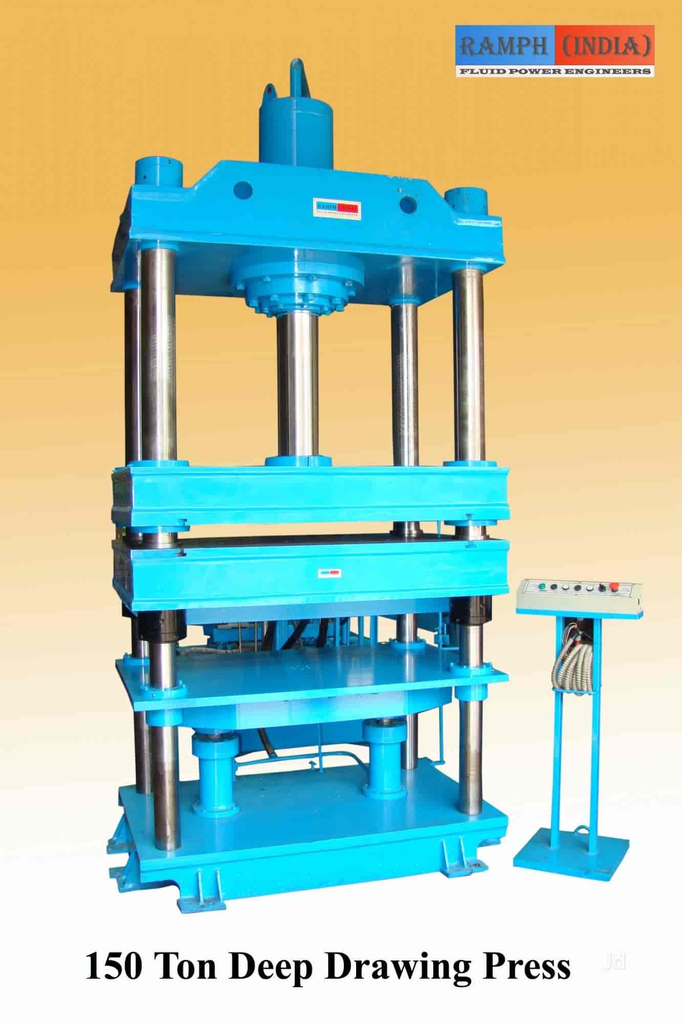 Ramph India, Peenya Industrial Area - Hydraulic Equipment
