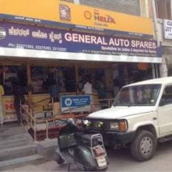 General Auto Spares H Siddaiah Road Automobile Part Dealers In