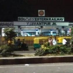 Railway Station, Yeshwanthpur - Government Organisations in