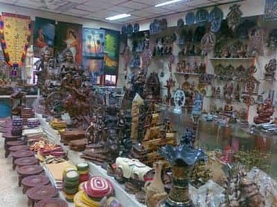 Kerala State Handicrafts Emporium Photos M G Road Bangalore