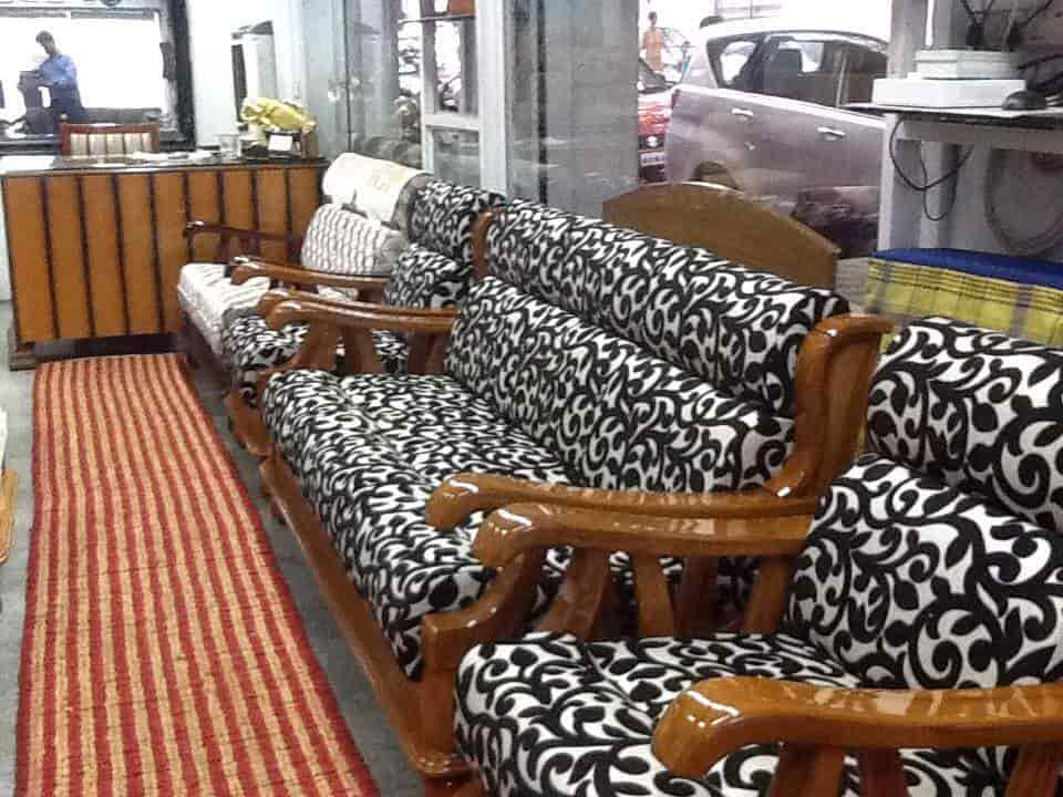 Alankar Wooden Furniture Sofa Sets