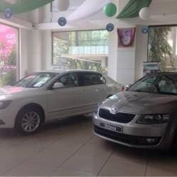 Vinayak Cars Pvt Ltd Sadashivanagar Car Dealers Skoda In