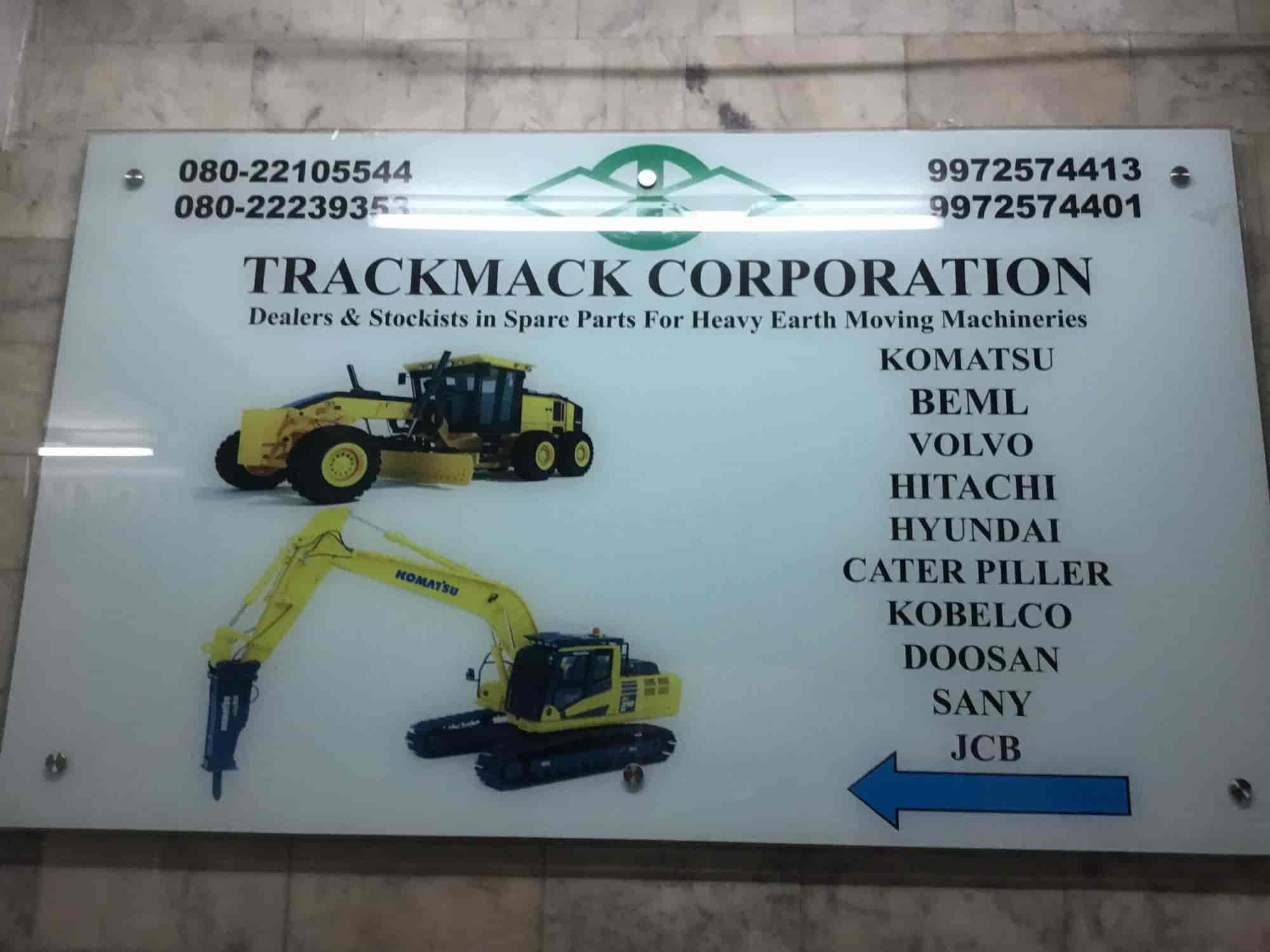 Trackmack Corporation, Jc Road - Building Contractors in