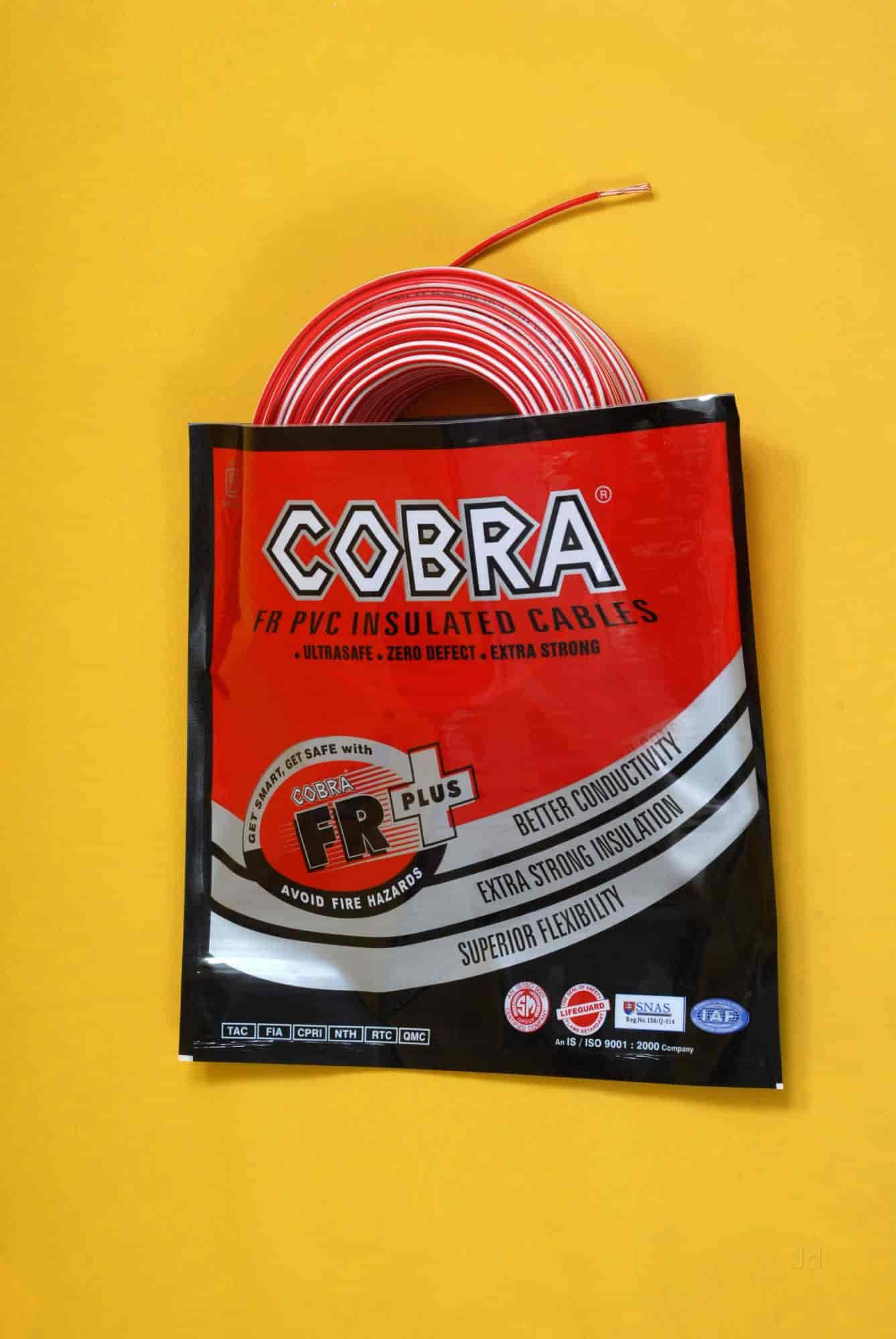 Luxury Cobra Wire And Cable Illustration - Electrical System Block ...