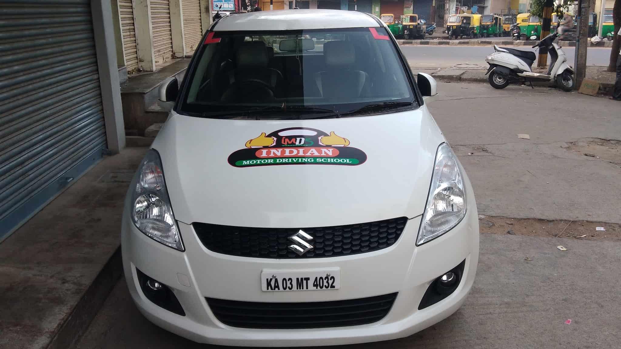 Indian Motor Driving School, Bommanahalli - Motor Training