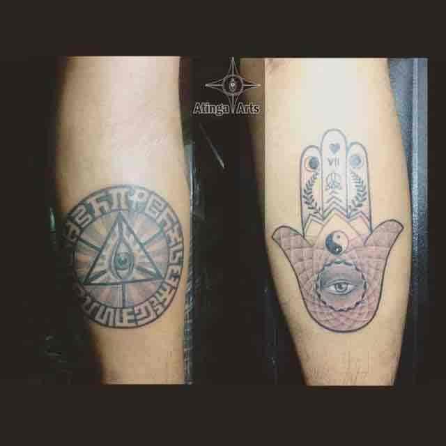 Atinga Arts And Tattoos, Koramangala - Tattoo Artists in