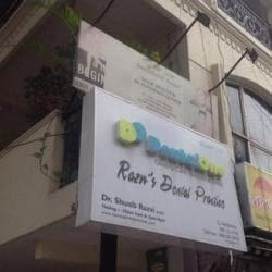 Dr  Shuaib Razvi (Dental Diagnostic Centre) - Cosmetic