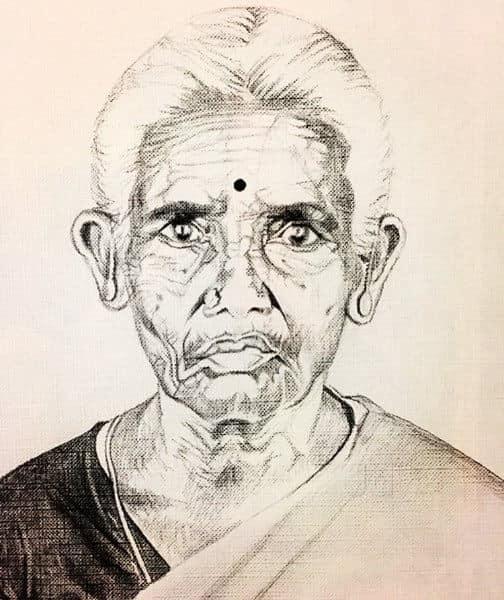 Pencil sketch prabhu gsp photos kundalahalli bangalore painting classes