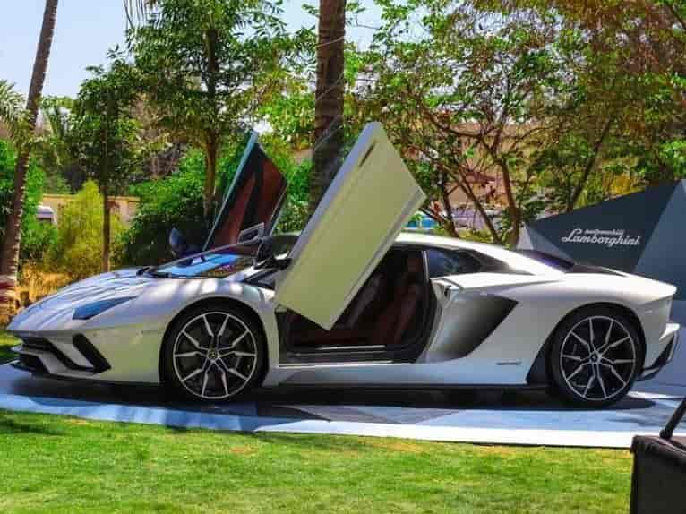 Lamborghini Bangalore Vittal Mallya Road Hoysala Automotives Pvt