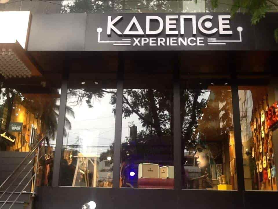 Front View Of Musical Instrument Dealer - Kadence Images, Koramangala, Bangalore - Musical Instrument Dealers